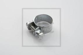 Schlauchschelle S25/15 W1 für Bremsschlauch 13'