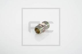 Doppelnippel hydraulisch M22 x 1,5 L15
