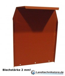 Spritzblech THK 5