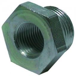 Reduzierstück Druckluft M22x1,5 AG / M16x1,5 IG