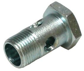 Hohlschraube einfach M18x1,5 DIN 7643 SW 24