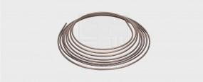 Bremsleitung Kupfer-Nickel 6 mm x 5 m
